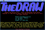 TheDRAW Title Screen